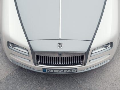 Rolls Royce Wraith – stylization wrap