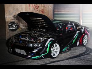 Projekt oklejenia Nissana S14.5