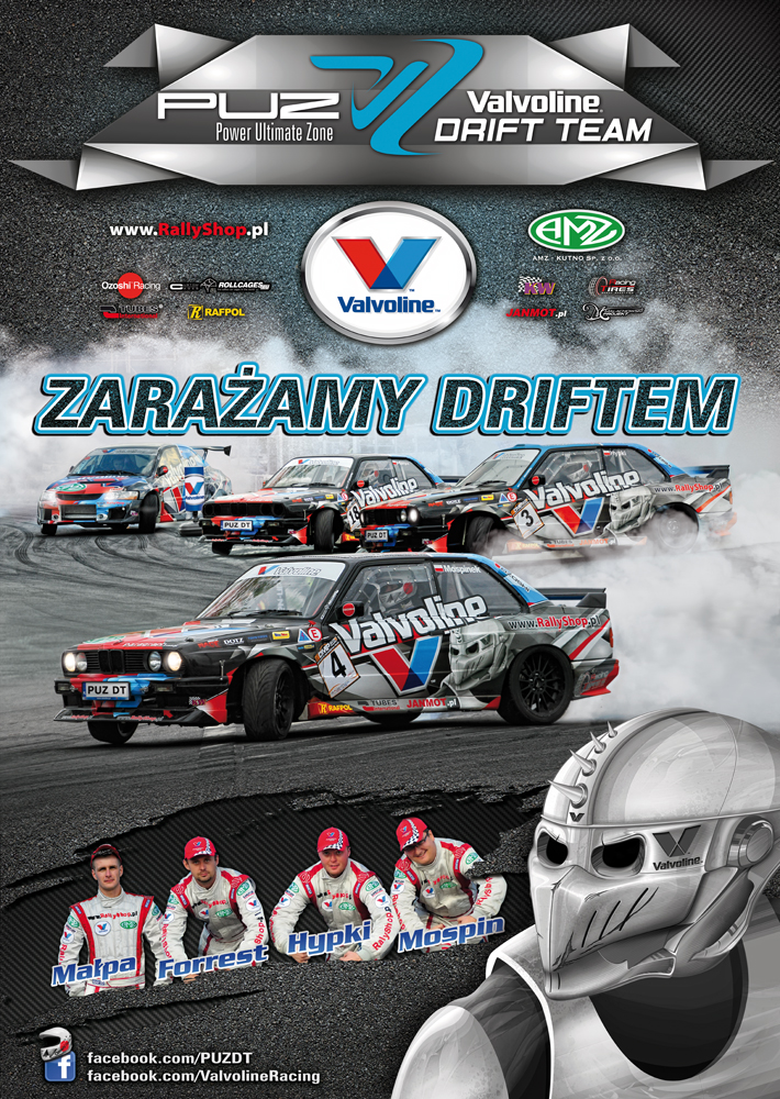 PUZ Drift Team