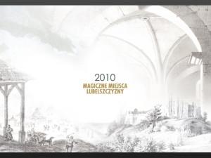 Kalendarz Magiczne miejsca Lubelszczyzny