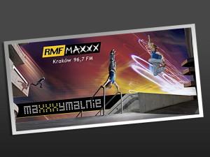 Billboard dla RMF MAXXX
