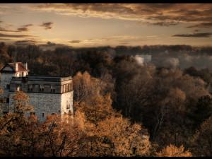 Zdjęcie zamku w Kazimierzu