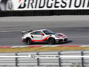 Porsche GT3 RS projekt oklejenia dla Pettersen Autoimport 🇸🇪