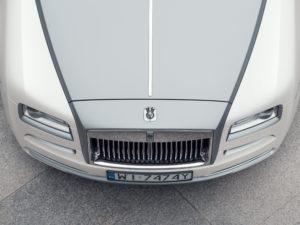 Rolls Royce Wraith – stylizacja oklejenia