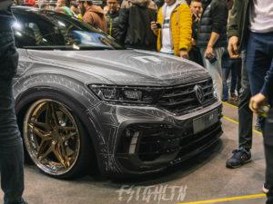 Projekt oklejenia auta koncepcyjnego dla – Volkswagen GMBH !!!