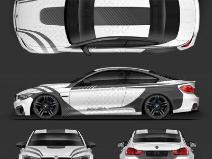 BMW M4 – stylizacja