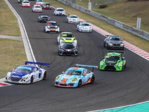 Porsche GT3 CUP Adam Rzepacki