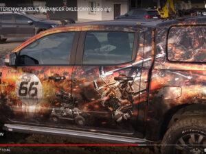 Ford Ranger – Terenwizja